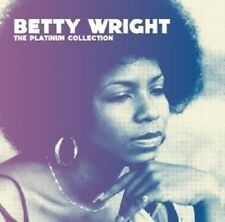 "BETTY WRIGHT ""PLATINUM COLLECTION"" CD NEUWARE"