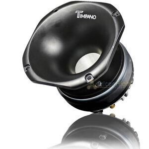 "2"" Exit Compression Driver Timpano Titanium Diaphragm 200 Watts Power TPT-DH2000"