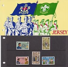 JERSEY PRESENTATION PACK 1982 SCOUTS AND THE BOYS' BRIGADE 10% OFF ANY 5+