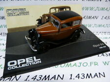 OPE83R voiture 1/43 IXO eagle moss OPEL collection : P4 1935/1937
