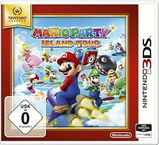 Mario Party: Island Tour (Nintendo 3DS) NEUWARE