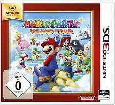 Mario Party: Island Tour (Nintendo 3DS, 2015) - neu