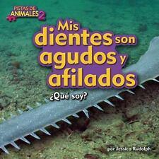 Pistas de Animales 2: MIS Dientes Son Agudos y Afilados (Sawfish) by Jessica...