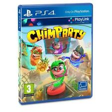 Chimparty PS4 - Game for Sony PlayStation 4 NEW SEALED
