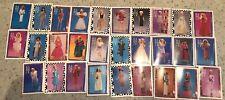 *~Barbie*~Mattel*~Trading Cards*~29 cards*~1990*~