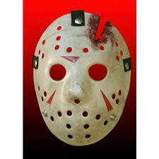 Friday the 13th Jason Hockey Mask # 4