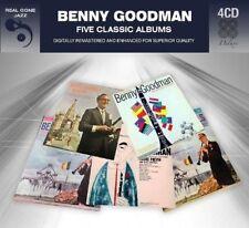 Benny Goodman - 5 Classic Albums 4 CD