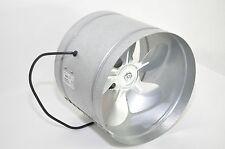 """STEEL Axial Inline Duct Fan - ALL MODELS - 6"""" / 6.3"""" / 8.3"""" / 10"""" / 12.4"""""""
