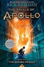 Trials of Apollo, the Book One the Hidden Oracle by Riordan, Rick -Paperback