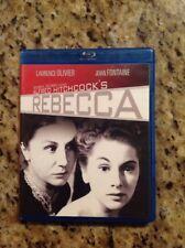 Rebecca (Blu-ray Disc, 2012)Authentic US RELEASE
