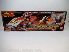 Bandai Japan Kamen Rider Ryuki & Dragranzer Masked Sentai Megazord Power Rangers
