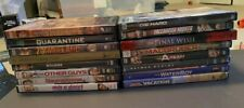 Lot of Dvds - Many Genres - Pick and Choose!