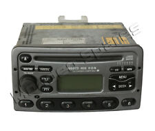 FORD 6000 RDS EON SILVER CD PLAYER RADIO MONDEO COUGAR PUMA FIESTA FOCUS + CODE