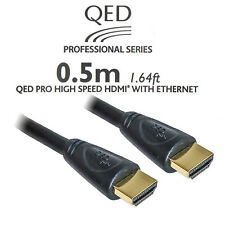 QED HDMI cable 0.5m Professional series