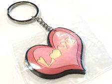 Objet de collection porte-clés Funky Land coeur love  no 19 ( P 1 ) Key ring