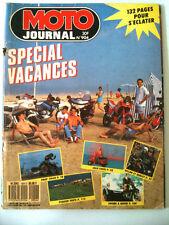 N°904s MOTO JOURNAL Spécial Vacances