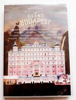 Grand Budapest Hotel - Wes ANDERSON  - dvd Très bon état