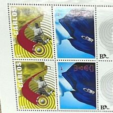 Nike Stamps 1998 ? Soccer NIKE VINTAGE STAMPS, Carlos- Romario-Kanu- Vieri