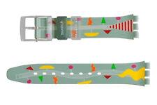 Original Swatch Musicall 17 mm Armband Fandango ASLR100 Neuware