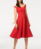 5ec0fd7c8bb Ashley Brooke Designer Corsagenkleid koralle Gr 34 bis 44 Abendkleid Kleid
