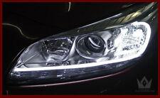 BRIGHT! 60CM Flexible Tube Headlight Car LED Strip White DRL Lights Projector
