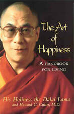 The Art of Happiness: A Handbook for Living by Howard C. Cutler, Dalai Lama XIV (Paperback, 1998)