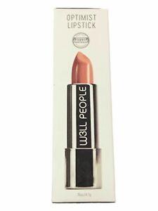 W3LL (WELL) PEOPLE - Organic Optimist Semi-Matte Lipstick #2 CHOOSE LOVE