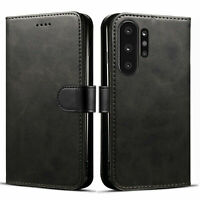Case For Samsung Galaxy Note 10 Note 10 Plus Cover Flip Wallet Leather Magnetic