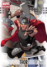 THOR / 2013 Marvel Now! (Upper Deck 2014) BASE Trading Card #94