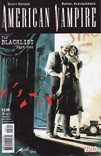 AMERICAN VAMPIRE  28  ....NM- ...2012   ...Blacklist: Part 1  ...Bargain!