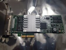 Quad Port GigaBit Ethernet 1000 Mbit/s PCI-E x4 IBM MPN 39Y6137 FRU 39Y6138