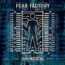 Digimortal [PA] by Fear Factory (CD, Apr-2001, Roadrunner Records)