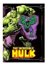 2015 Upper Deck Incredible Hulk Comic Con Exclusive Embedded Patch Card Marvel