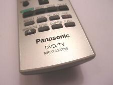Panasonic DVD/TV Remote N2QAKB000050