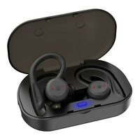 Auricolari Bluetooth Noziroh Beats Originali True Wireless Earbuds Senza Fili HD