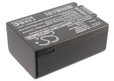 UK Battery for Panasonic Lumix DMC-FZ150 DMW-BMB9 DMW-BMB9E 7.4V RoHS