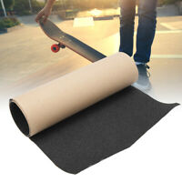 Longboard Skateboard Deck Sandpaper Grip Tape Griptape Sticker Skating Board