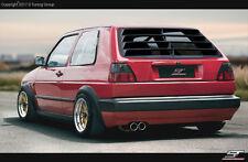 VW GOLF 2 Heckscheiben Jalousie , Aussen Jalousie ,Window Louver