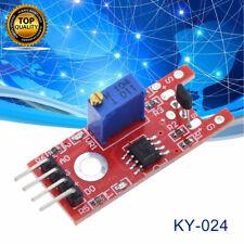 4 pz//set Modulo sensore Reed Modulo interruttore magnetico Kit fai-da-te Normalmente aperto per Arduino