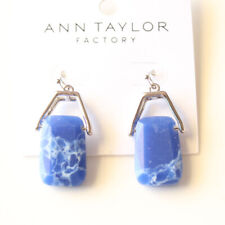 New Ann Taylor Resin Drop Earrings Best Gift Fashion Women Party Holiday Jewelry