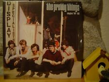 PRETTY THINGS Singles '64-68 2xLP/UK+US Singles/Raw Rock/Beat/Psych/OOP Sundazed