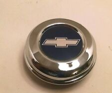 70-74 Z28) (SS CHEVELLE 70-72) 15 X 7 STEEL WHEEL BOW TIE CENTER CAP ONE SINGLE