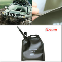 Universal 10L 20L 30L Folding Oil Bag Spare Tank Jerry Can Motorcycle