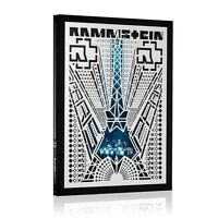 RAMMSTEIN - RAMMSTEIN: PARIS (SPECIAL EDITION )  2 CD+BLU-RAY NEW+