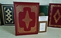 THE DECAMERON BY JOHN BOCCACCIO EASTON PRESS 100 GREATEST BOOKS LEATHER VG/LN