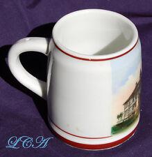 Antique CARRINGTON NORTH DAKOTA HIGH SCHOOL cup G PEABODY Prp over a CENTURY old