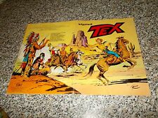 ALBUM TEX EDIBOY/DAIM PRESS 1979 ORIGINALE OTTIMO COMPLETO TIPO ZAGOR WEST