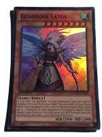 DRLG-EN009 Guardian Eatos Super Rare 1st Edition YuGiOh Card