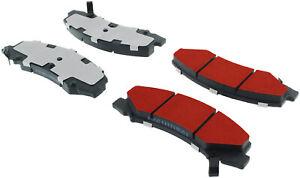 Disc Brake Pad Set fits 2006-2016 Chevrolet Impala Impala Limited Monte Carlo  C