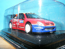 Citroen XSARA WRC   RALLY Car  Product in 1:43rd. Scale